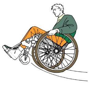 Als heterofiel hebben vrouwen in rolstoelen voor mij een grote aantrekkingskracht. Ik fantaseer erover zelf in een rolstoel te zitten.
