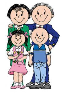 toekomst van het gezin