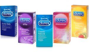 soorten condooms
