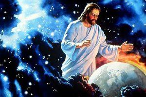 de schepping van God