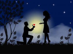 romantische liefde